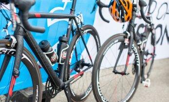 Silver Mäoma võitis Leedus UCI sõidu proloogi