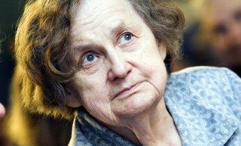 Suri armastatud kirjanik Ellen Niit
