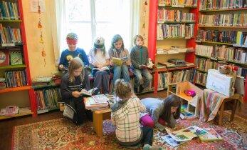 Tänapäeva lapslugeja tahab kriminulli, fantaasiat ja nalja