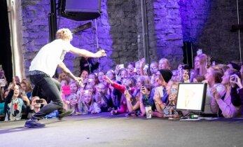 Eesti YouTuberite LIVE kultuurikatlas