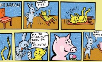 Koomiks: Sildilugu