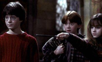 Potteri-maania restart: keskealised võlurid