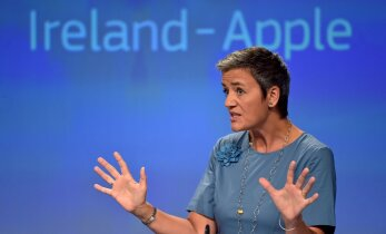 Euroopa, Apple ja raha põletavad suure augu Silicon Valley rahakotti