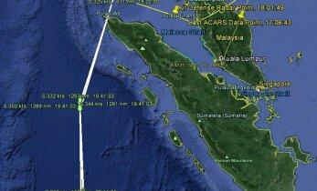 Mis juhtus lennul MH370?