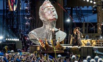 """Robbie Williamsi DVD """"Live In Tallinn"""" ilmub 8. detsembril!"""
