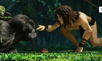 Koolivaheaja kinoelamus: Tarzan 3D