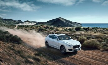 Maserati Levante: aristokraatia, mis voolab su soontesse