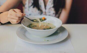 Mida vähem, mida rohkem - toitumissoovitused neile, kes tahavad kehakaalu normis hoida