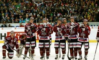 Riia Dinamo toob KHL-i kaks mängu Tallinna