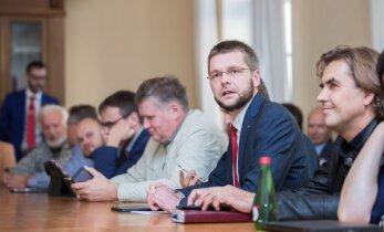 VIDEO: Jevgeni Ossinovski: uusi kandidaatide nimesid pole mõtet praegu pilduda