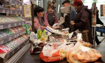Исследование показало, в какой стране Балтии жители тратят в магазинах больше всего