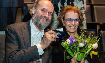 SUUR GALERII: Pidu, muusikat ja kino! Arvo Pärt sai Keila valla aukodaniku tunnustuse