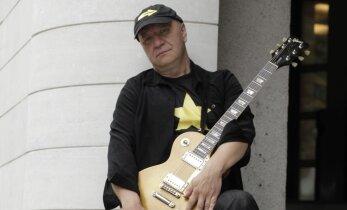 Tubli saavutus! Hollandi raadiojaam valis Ultima Thule kitarristi Kalle Vilpuu sooloplaadi aasta parimaks