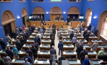 507 100 eurot tööga seotud kulutusi: vaata, millised riigikogu liikmed kõige enam hüvitisi kasutasid