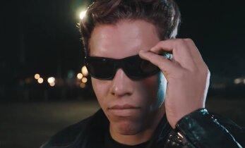"VIDEO: Arnold Schwarzeneggeri sohipoeg Joseph Baena üritab isalt ""laenatud"" Terminaatori rolliga filmiärisse murda"