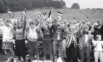 NELJA AASTAGA ISESEISVAKS: 1988 – konflikt Tartus, isamaalised laulud, ERSP ja Rahvarinne