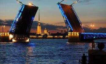 В Петербурге появился мост имени Кадырова