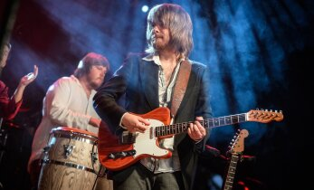 Kantristaar Sturgill Simpson avaldas uhiuue albumi, millel lööb kaasa ka Eestist pärit kitarrivirtuoos