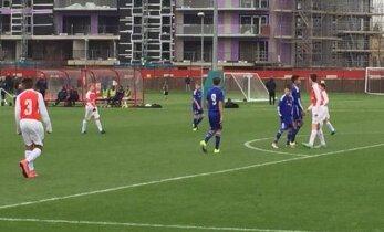 Kalju noormängija lõi Beckhami silme all Chelsea eest kaks väravat