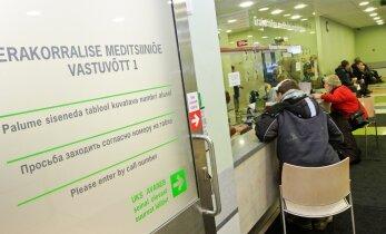 Tagant poolt viies koht: Eesti on oli mullu ravikindlustusega kaetud alla 95 protsendi elanikest