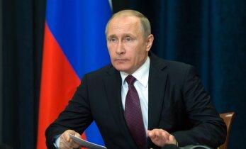 """Путин заявил об отсутствии """"неразрешимых проблем"""" между Россией и ЕС"""
