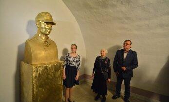 FOTOD: Harald Nugiseks tuli kuldsena kodukooli tagasi