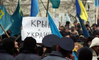 МИД Украины: избрание Трампа не означает потерю Украиной Крыма