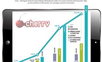 Võlgades Cherry.ee vastu kavandatakse suurt ristiretke