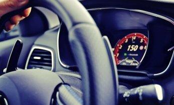 PROOVISÕIT: Uus Renault Mégane GT, palun laske mul minna; asfalti hammustama!