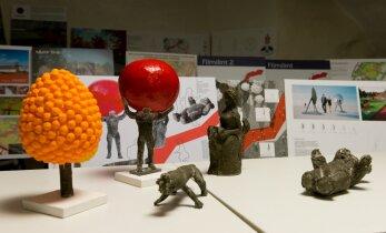 Maarjamäe suvepark saab endale skulptuuride allee ning kuulutati välja võidutöö!