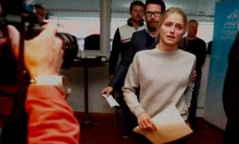 100 SEKUNDIT: Norra suusatäht Therese Johaug andis positiivse dopinguproovi; presidendi abikaasa Georgi-Rene Maksimovski loobub autost ja sekretärist