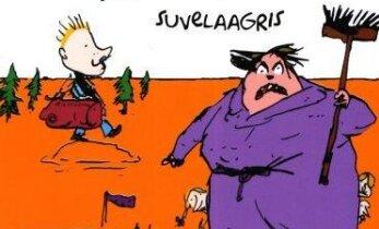 """Raamatulugu: """"Sven ja rott suvelaagris"""""""