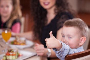 Pere ja Lapse lugejad soovitavad: neisse söögikohtadesse võid julgelt koos lastega einestama minna!