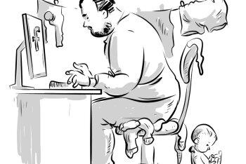 Isa blogi: Püüan anda natuke mehepoolset vaadet teemade kohta, mis puudutavad suhteid ja perekonda