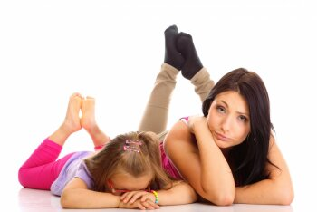 Aja maha võtmine ehk lapse mingisse kindlasse kohta üksi rahunema saatmine on samuti karistamine