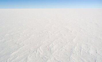 Antarktika idaosa jää – selle all ongi maailma suurim kanjon.