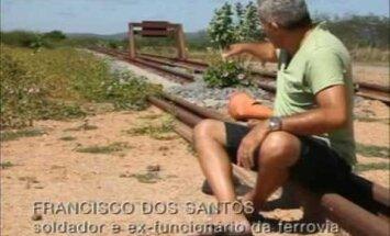 Transnordestina - raudtee läbi Brasiilia, vaid pool on valmis, raha juba otsas