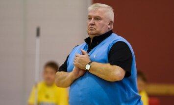 Eesti korvpallikarikavõistluste veerandfinaalid Pärnu Sadam - Rakvere Tarvas