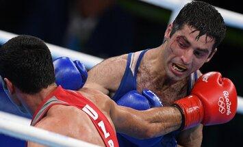 Misha Aloyan  vs Shakhobiddin Zairov