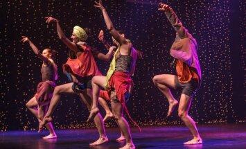 На сцене Vaba Lava покажут танцевальную постановку