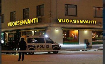 Soomes Imatras tulistati restorani ees kolm naist surnuks