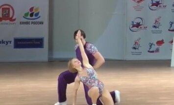 VIDEOD: Vene ajakirjanik väidab, et leidis Putini akrobaatilise tantsuga tegeleva tütre