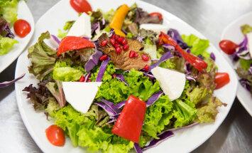 3 правила вкусного салата