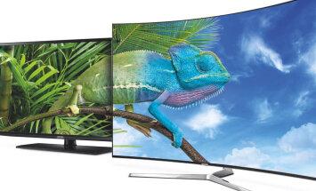 Samsung soovib rohkem kalleid telereid müüa, seda toetab nüüd ainulaadne vahetusprogramm