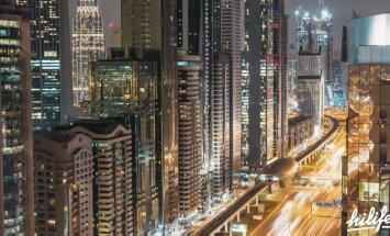 Часть вторая: Дубай — покорение запретных крыш, пустыня и заброшенный самолет