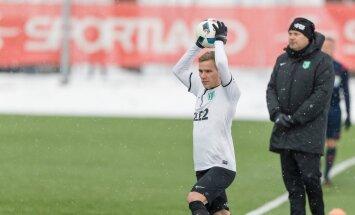 FC Levadia võitis Sportland Arenal 2:1 Florat ja kindlustas hõbemedali.