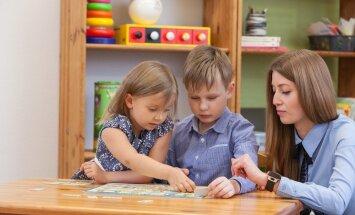 Mida annab lapsele eelkool?