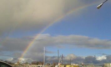 FOTO: Mardivikerkaar ehtis ka Pärnu linna