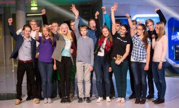 SAAME TUTTAVAKS: Need noored teadusstaarid hakkavad tänavu
