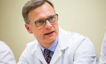 Kirurg Peep Talving: Savisaare seisund on paranenud. Ma usun optimistlikult, et Savisaar naaseb poliitikasse